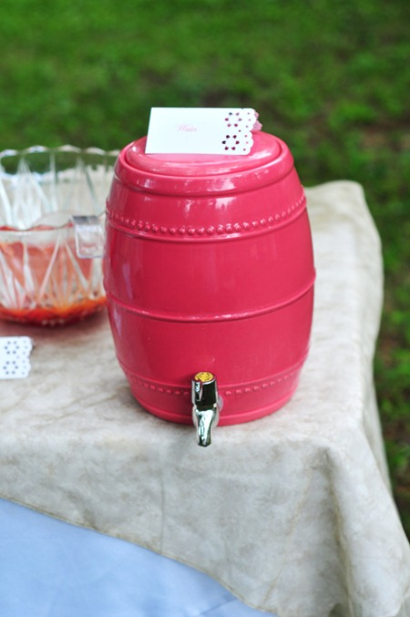 Bridal Shower Punch